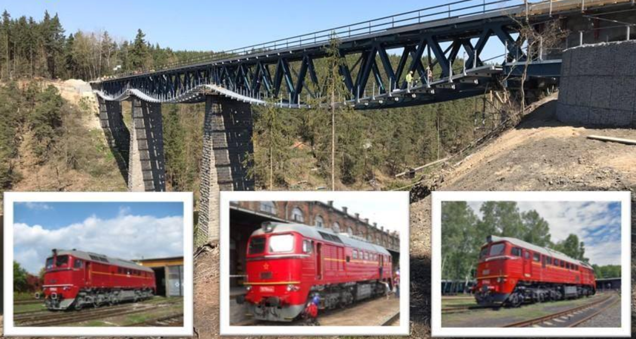 Tři Sergejové budou v sobotu testovat most přes Hracholuskou přehradu