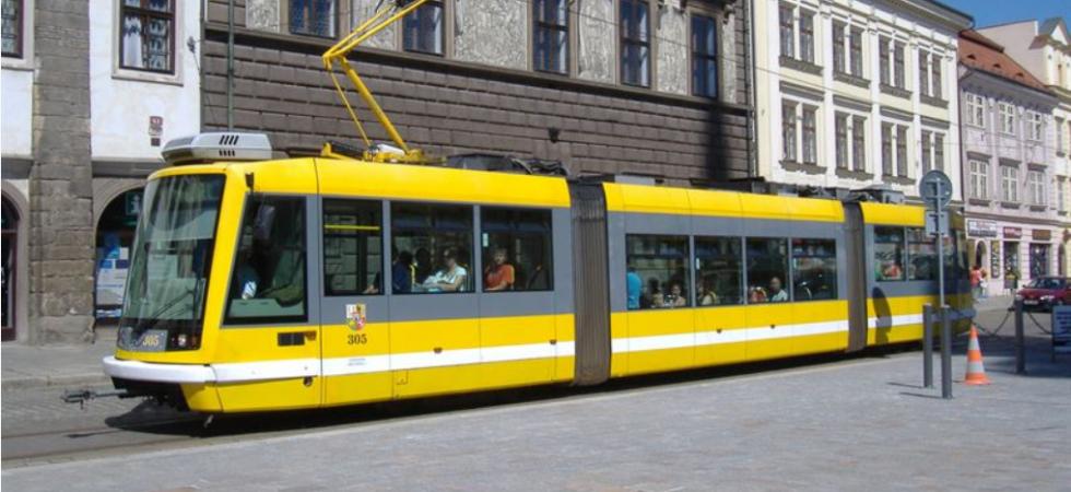 Místo názvu Bory bude Borský park a nová konečná tramvaje se bude jmenovat Univerzita