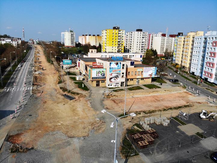 Seznam velkých dopravních omezení v Plzni až do poloviny příštího roku