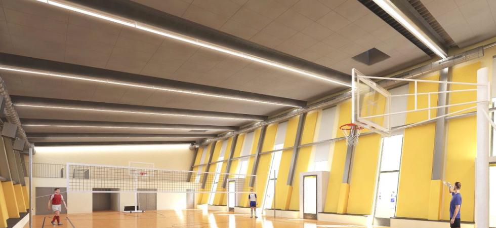 Plzeň postaví ve Lhotě sportovní sál, sloužit bude sportovcům i pro setkání občanů