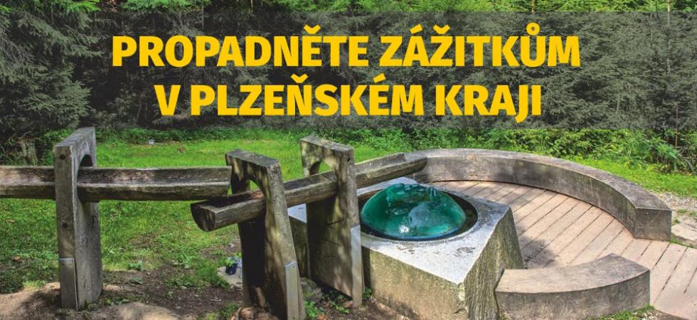 Kampaní Dovolená vPlzeňském kraji léto 2020 podporuje kraj cestovní ruch