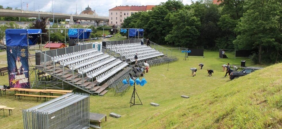 Zítra začíná plzeňské Divadelní léto. Po pauze je jednou zprvních divadelních akcí vregionu
