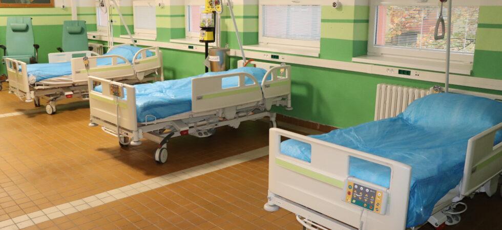 FN Plzeň otevřela na Borech nový urgentní příjem pro pacienty s interními a plicními obtížemi as podezřením na covidovou nákazu