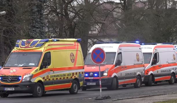 Krizový štáb kraje: nárůst pozitivně testovaných, nemocnice očekávají vyčerpání kapacit