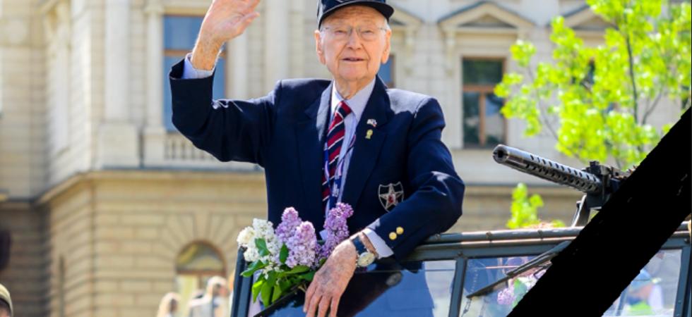 Zemřel jeden z posledních osvoboditelů Plzně. Býval tváří i duší Slavností svobody